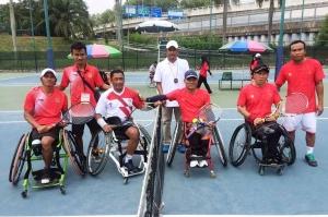 Ngày thi đấu đầu tiên Vòng loại giải Quần vợt Đồng đội thế giới BNP Paribas 2020 khu vực châu Á