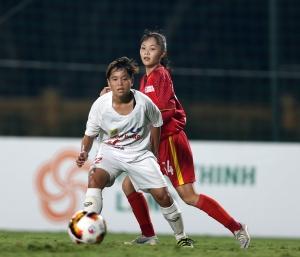 Lượt 3 giải BĐ nữ VĐ U19 QG 2020: Hà Nội Watabe vững ngôi đầu