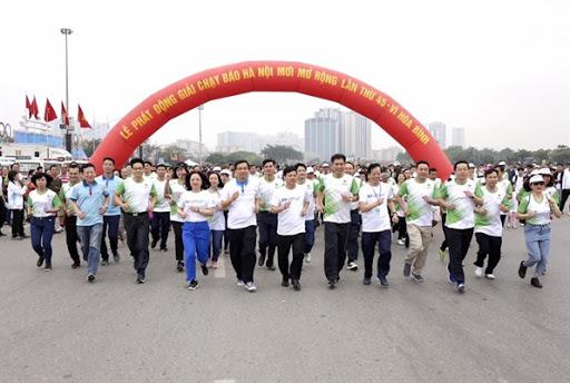 Thị xã Cai Lậy thực hiện tốt cuộc vận động 'Toàn dân rèn luyện thân thể theo gương Bác Hồ vĩ đại'