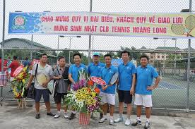 Quần vợt Ninh Bình phát triển mạnh