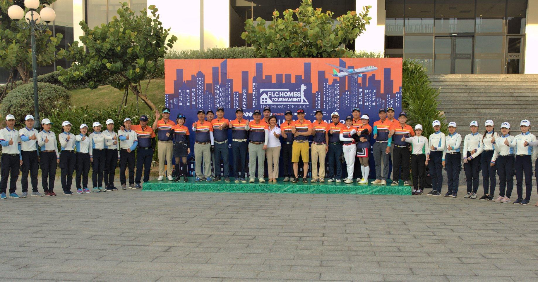 'FLCHomes Tournament 2020 – The Home of Golf' tiếp tục với chặng đua tại FLC Golf Links Quy Nhon