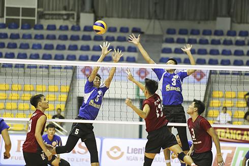 Các giải bóng chuyền Việt Nam bị hoãn vì Covid-19