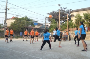 Huyện Đơn Dương phát huy hiệu quả các thiết chế văn hóa, thể thao cơ sở