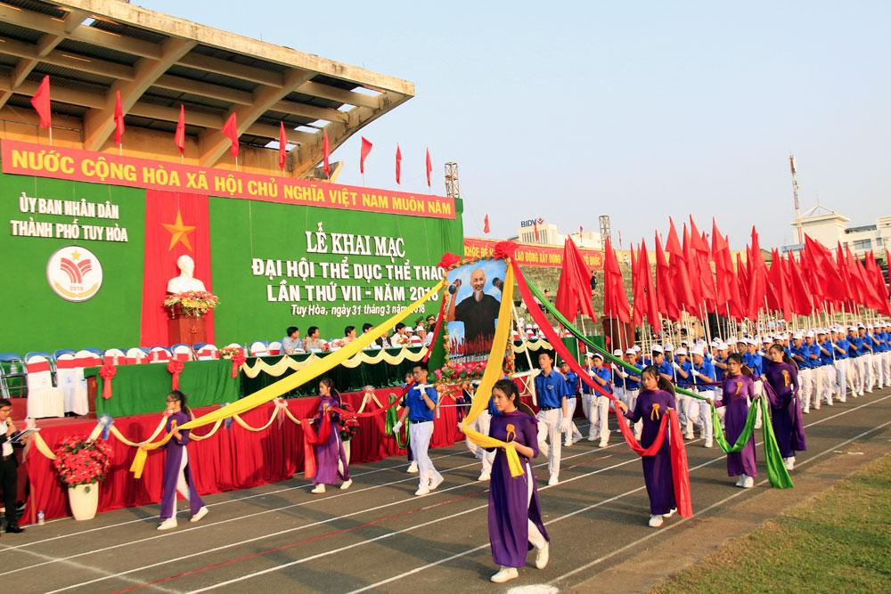 Phú Yên: Thể thao thành tích cao giảm mục tiêu huy chương