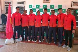 Kết quả bốc thăm vòng play-offs Davis Cup nhóm II Thế giới