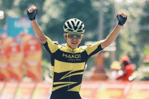 Ngô Văn Phương giúp Hà Nội 7 năm mới thắng chặng Cúp xe đạp Truyền hình TPHCM