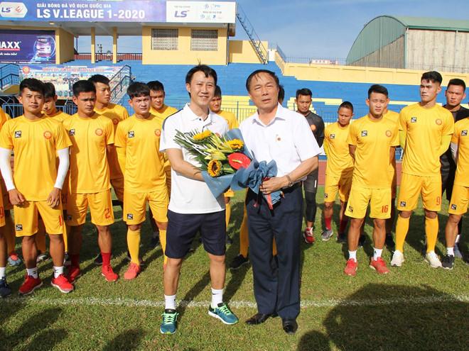 CLB Thanh Hoá đón HLV mới, đặt mục tiêu vừa tầm cho mùa giải