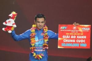 TPHCM đại thắng ở cuộc đua xe đạp Cúp Truyền hình