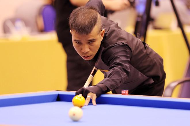 Billiards 3 băng Việt Nam mất cơ hội dự giải đồng đội thế giới 2020