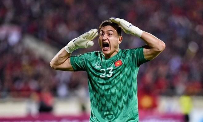 Văn Lâm lọt top thủ môn hay nhất châu Á