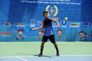 Ngày thi đấu thứ tư Giải quần vợt Vô địch Đồng đội trẻ quốc gia – Cúp Phước Thành IV – Vĩnh Long 2020