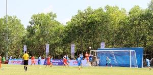 Sôi động giải Bóng đá Thiếu niên toàn quốc Yamaha cup 2020 tại Đà Nẵng