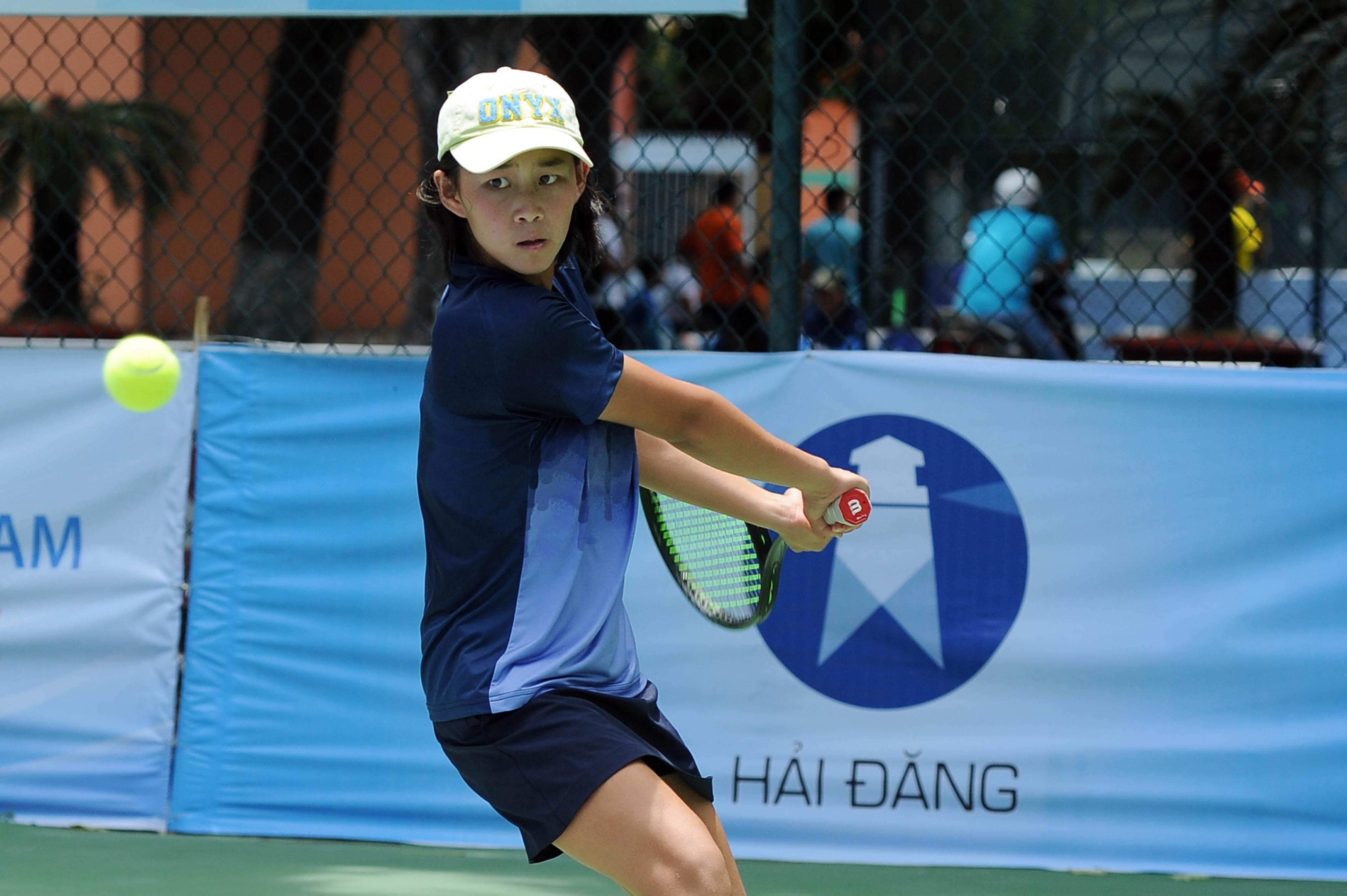Ngô Hồng Hạnh – Tài năng sáng giá của quần vợt nữ Việt Nam