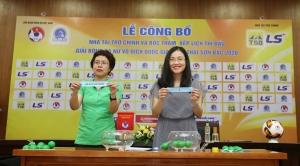 Giải bóng đá nữ VĐQG - Cúp Thái Sơn Bắc 2020 chuẩn bị khởi tranh