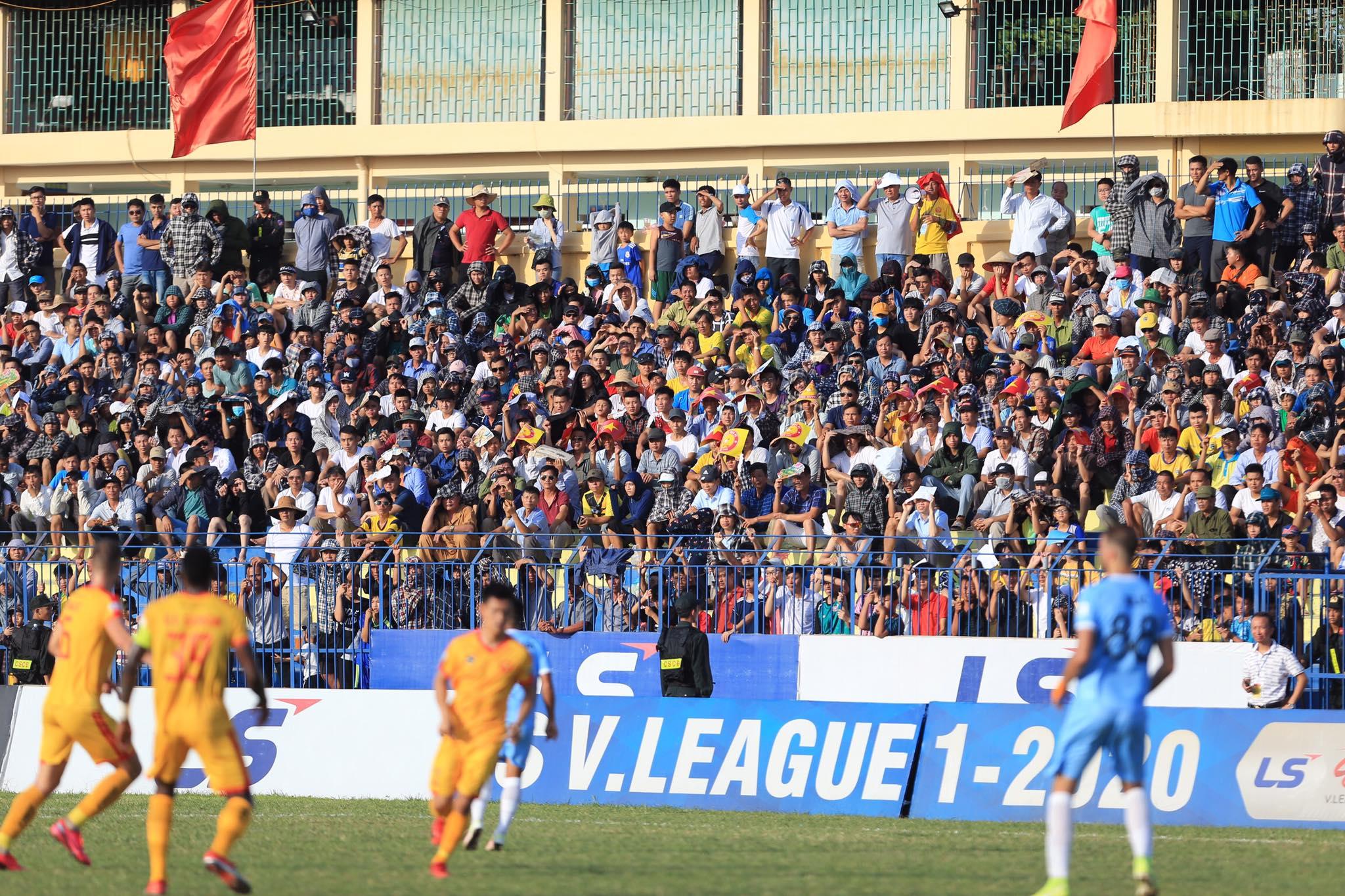 Vòng 9 LS V.League 1-2020: Chào đón kỷ lục mới của mùa giải