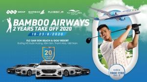 Ghi điểm Eagle tại giải golf Bamboo Airways 2 Years Take Off 2020, nhận 4 xe ô tô tiền tỷ