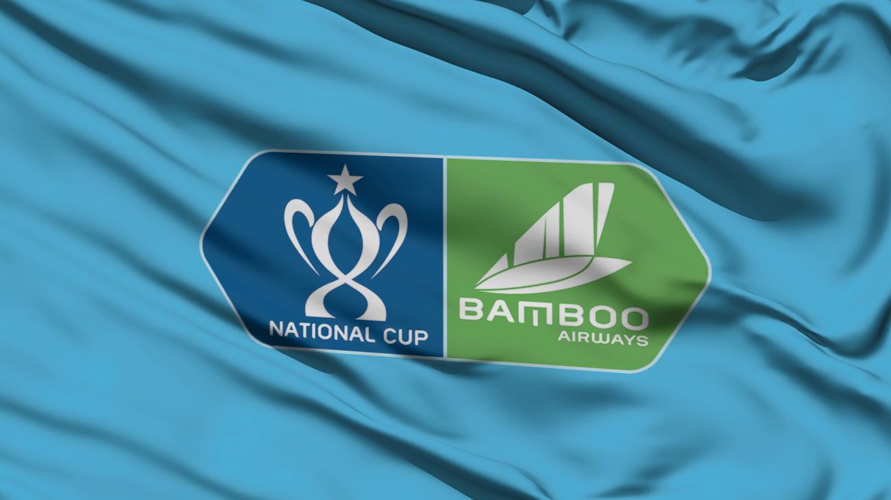 Tạm dừng Giải bóng đá Cúp Quốc gia Bamboo Airways 2020