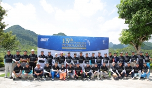 Hân hoan niềm vui – 15TH VietnamGolf Tournament