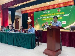 Phát động và Tập huấn chuyên môn giải Bóng rổ học sinh Tiểu học Hà Nội lần thứ XIV – Cúp Nestlé Milo 2020