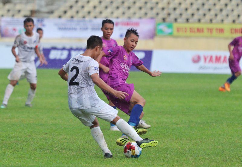 VCK Giải bóng đá Thiếu niên toàn quốc Yamaha Cup 2020: Hà Nội và Haduwaco Hải Dương khởi đầu suôn sẻ