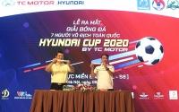 Giải bóng đá phủi vô địch toàn quốc HUYNDAI CUP 2020 BY TC MOTOR khu vực phía Bắc trở lại