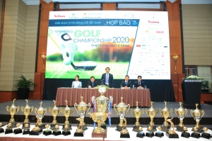 Giải golf vì tài năng Trẻ em Việt Nam năm 2020 chuẩn bị khởi tranh
