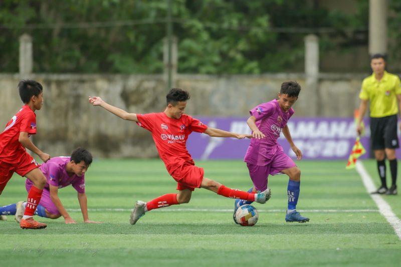 VCK Giải bóng đá Thiếu niên toàn quốc Yamaha Cup 2020: Xác định 8 đội vào Tứ kết