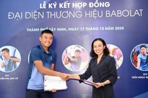 Babolat Việt Nam trở thành nhà tài trợ hình ảnh và sản phẩm thương hiệu cho Lý Hoàng Nam và CLB quần vợt Hải Đăng