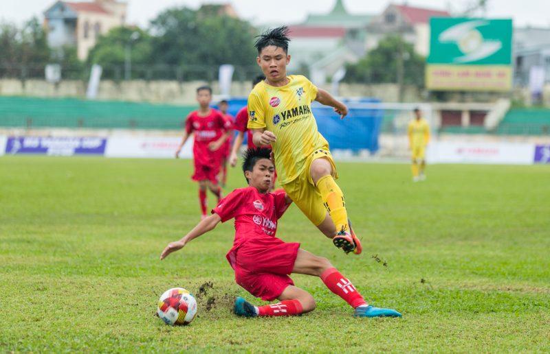 VCK Giải bóng đá Thiếu niên toàn quốc Yamaha Cup 2020: SLNA và Hải Dương tranh ngôi vô địch