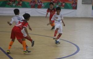 VCK Giải bóng đá Nhi đồng toàn quốc Cúp Kun Siêu Phàm 2020: Xác định 8 đội bóng xuất sắc vào Vòng Tứ kết
