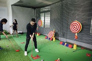VN Centre Thanh Xuân ra đời để đưa môn golf đến gần với đại chúng
