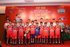 Bốc thăm chia bảng VCK Giải bóng đá Nhi đồng toàn quốc Cúp Kun Siêu Phàm 2020