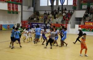 VCK Giải bóng đá Nhi đồng toàn quốc Cúp Kun Siêu Phàm 2020: Chủ nhà Phú Yên tiến vào bán kết