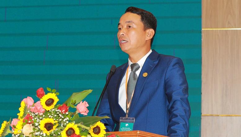 Ông Lê Hùng Nam được bầu là Tổng thư ký VGA