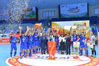 Thái Sơn Nam vô địch Futsal HDBank Cúp quốc gia 2020