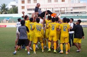 Kết thúc Giải bóng đá hạng Nhì quốc gia – On Sports 2020: Gia Định giành vé thăng hạng cuối cùng