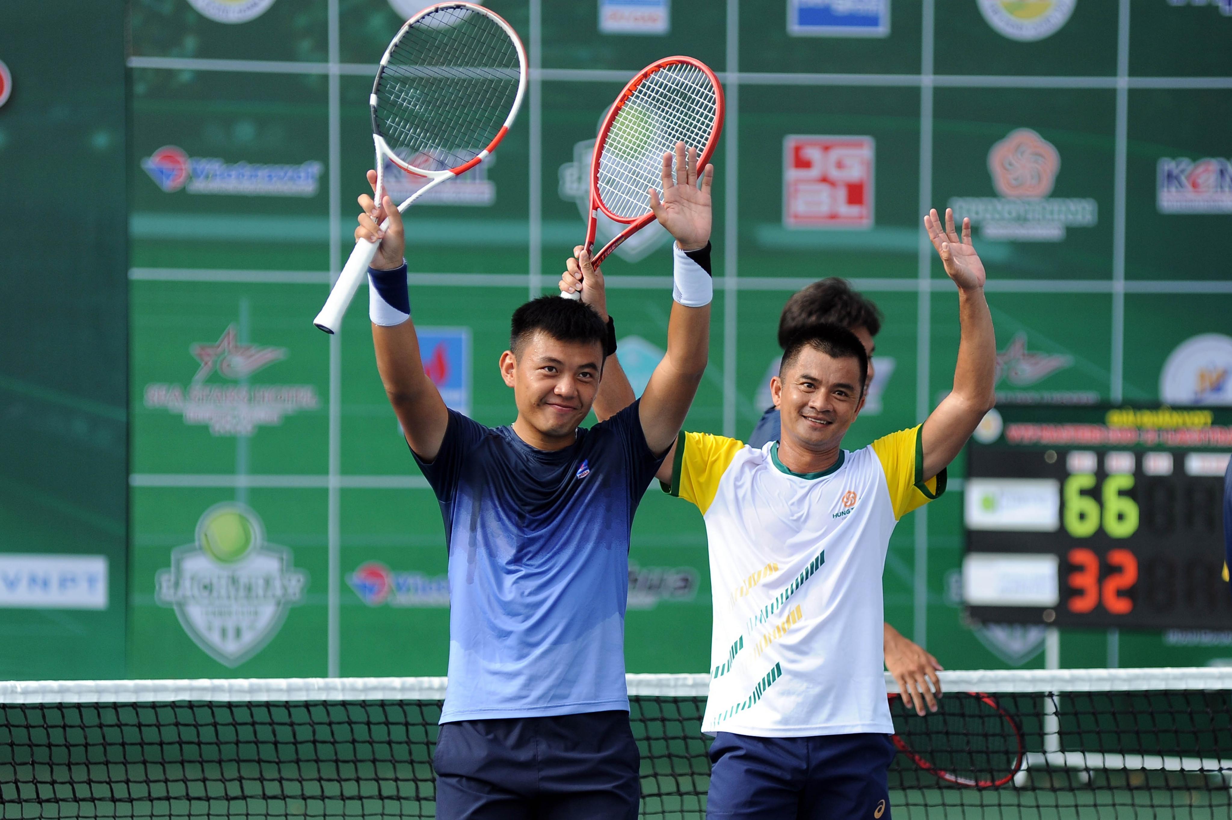 Ngày thi đấu thứ 6 giải quần vợt VTF Masters 500 – 2 – Lach Tray Cup 2020