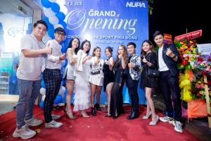 NUPA Sport điểm đến hoàn mỹ cho người yêu thể thao