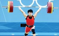 VĐV cử tạ Trần Lê Quốc Toàn bất ngờ được nhận HCĐ Olympic London 2012