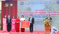 60 năm PTTH Yên Hòa: Tuổi thanh xuân phải đẹp, phải sáng tươi và giàu ân đức