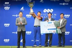 Đỗ Hồng Giang vô địch FLC Vietnam Masters 2020 Presented by Bamboo Airways