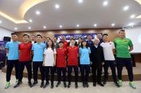 Chính thức công bố trang phục mới năm 2021 của các đội tuyển bóng đá quốc gia