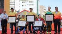 Danh sách đề cử VĐV, HLV thể thao người khuyết tật xuất sắc toàn quốc năm 2020