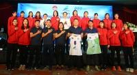 Chính thức ra mắt đội Bóng chuyền nữ Bamboo Airways Vĩnh Phúc