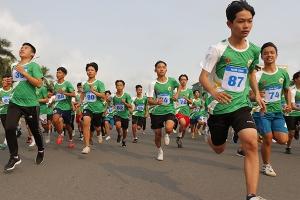Quảng Nam tổ chức ngày chạy Olympic vì sức khoẻ toàn dân