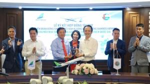 Bamboo Airways là nhà tài trợ Vàng giải Bóng chuyền VĐQG 2021