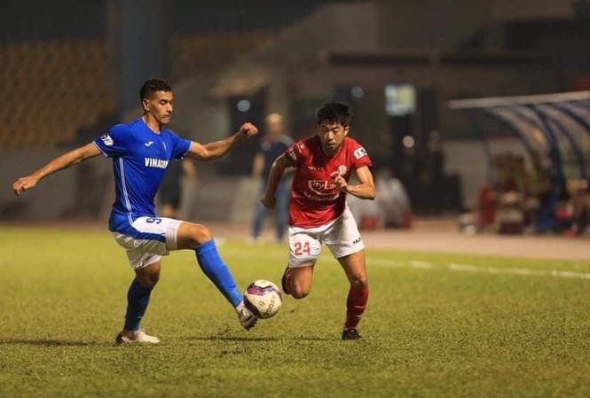 Vòng 3 giải LS V.League 1-2021: Hấp dẫn nhóm đầu bảng