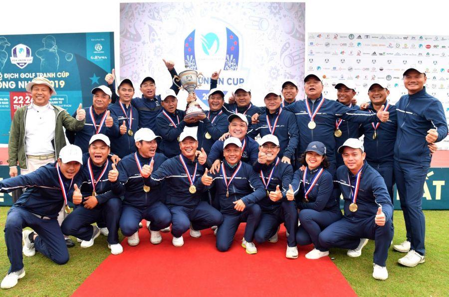 Tuyển miền Nam lần thứ ba liên tiếp vô địch VGA Union Cup