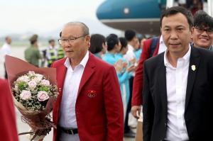 VFF bác tin HLV Park Hang Seo muốn nhập quốc tịch Việt Nam