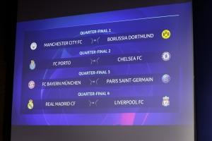 Tứ kết UEFA Champion League: Duyên nợ chưa dứt